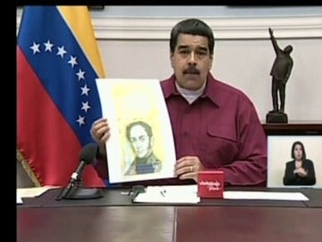 Maduro anuncia un nuevo aumento del 30% del salario mínimo para paliar la asfixia inflacionaria venezolana