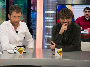 """Jordi Évole, sobre el primer programa de 'Salvados': """"Ha sido una experiencia que nos ha marcado muchísimo"""""""