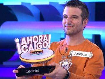 La C.Valenciana se corona como ganadora de '¡Ahora Caigo!' Comunidades