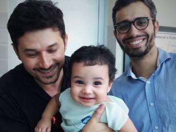 La carta que un padre gay escribe a su hijo adoptado