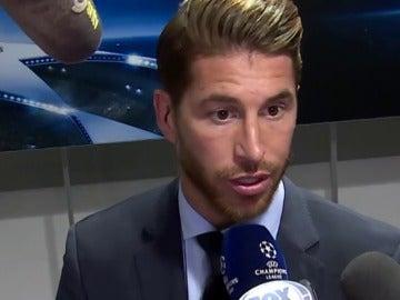 """Sergio Ramos avisa: """"Se puede hablar de crisis, pero el Madrid siempre vuelve"""""""