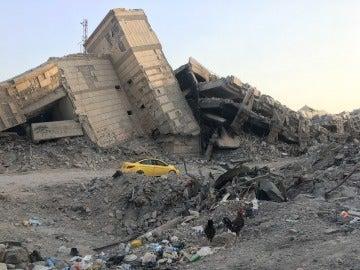Mosul, hecha cenizas