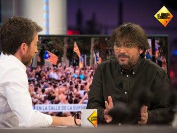 """Jordi Évole, sobre el auto de la jueza Lamela: """"Creo que ha sido una equivocación enorme, no es la solución"""""""