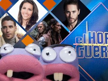 Miguel Ángel Silvestre, Ana Pastor, José Coronado y Óscar Jaenada, y Jared Leto se divertirán la próxima semana en 'El Hormiguero 3.0'