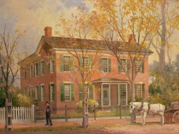 1. Marietta Street (1886-1887)