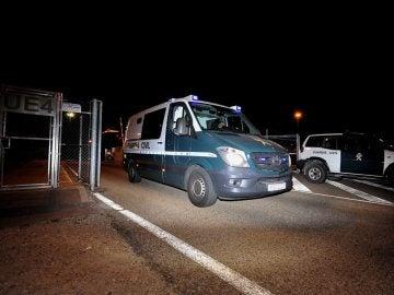 Entrada de la cárcel de Estremera en la que han ingresado Junqueras y seis exconsellers