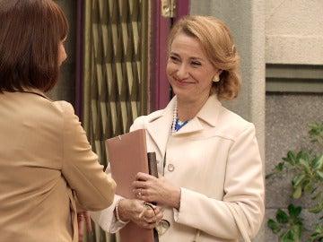 """Matilde: """"Estoy disfrutando sin tener que aguantar las impertinencias de Ernesto"""""""
