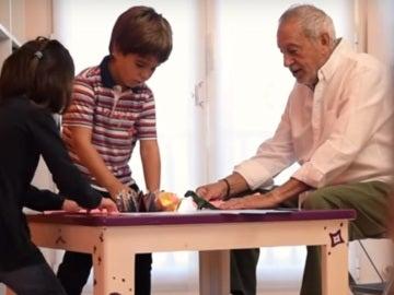 El vídeo en homenaje a los abuelos que arrasa en redes sociales