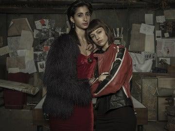 La imagen de Alba Flores y Úrsula Corberó que resume su bonita amistad