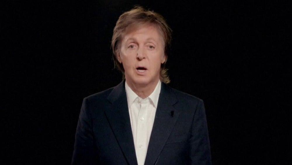 Paul McCartney apoya que la gente sea vegetariana los lunes para promover el cuidado del planeta