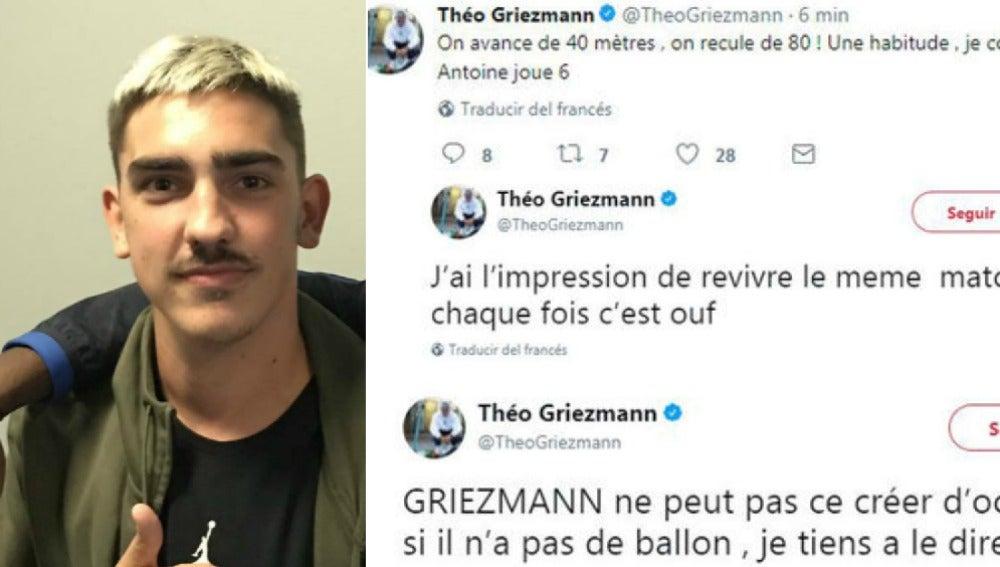 Theo, hermano de Griezmann
