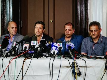 Supervivientes argentinos dicen que atentado en N.York no perturbará su vida