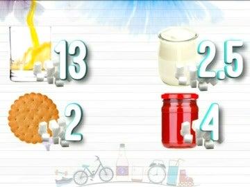 Los españoles consumimos el doble del azúcar recomendado