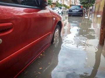 Dos carreteras siguen cortadas en la provincia de Cádiz por la lluvia