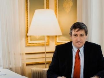 El viceprimer ministro belga y responsable de Interior, el nacionalista flamenco Jan Jambon