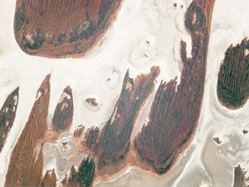 El Gran Desierto Arenoso de Australia Occidental