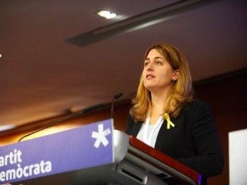 Marta Pascal, en el Consell del PDeCat