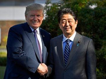Trump dice que espera reunirse con Putin durante su gira asiática