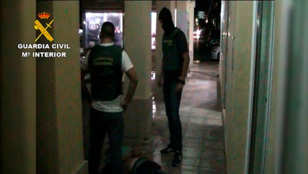 La Guardia Civil detiene al autor material de un asesinato ocurrido en el 2014 en el que falleció una persona en Almería