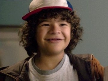 Gaten Matarazzo como Dustin en 'Stranger Things'