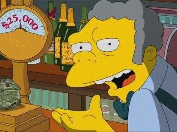 'Los Simpson' mensaje a Puerto Rico