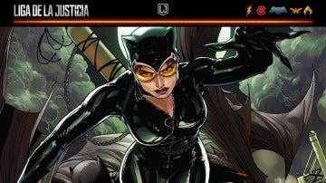 Catwoman, el amor-odio de Batman