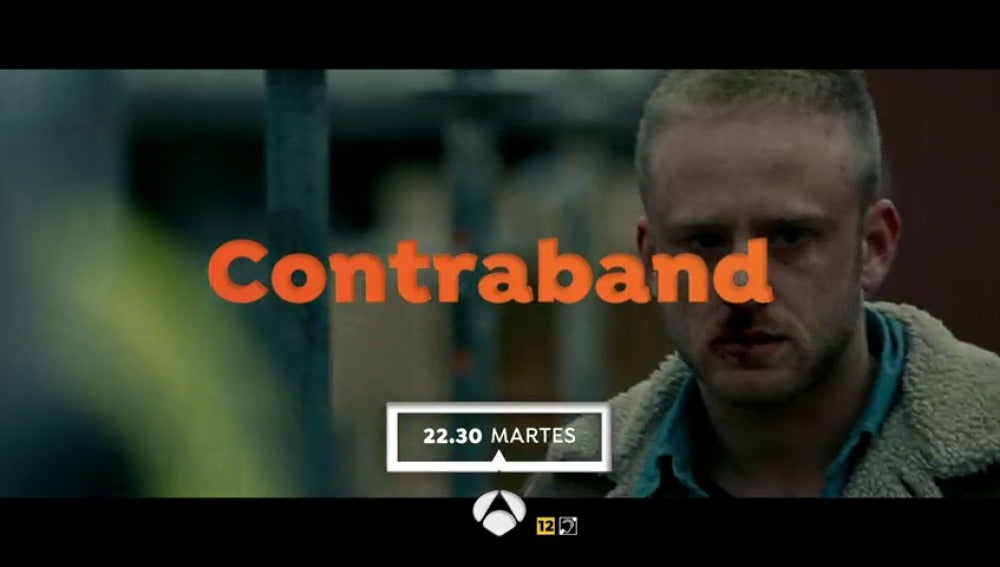 Cine de acción en Antena 3 con 'Contraband'