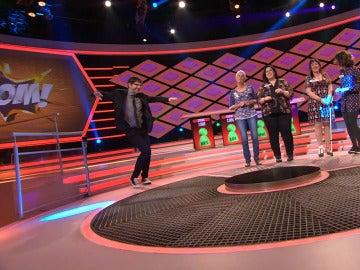 Juanra Bonet, las 'Extremis' y 'Los Lobos' en '¡Boom!'.