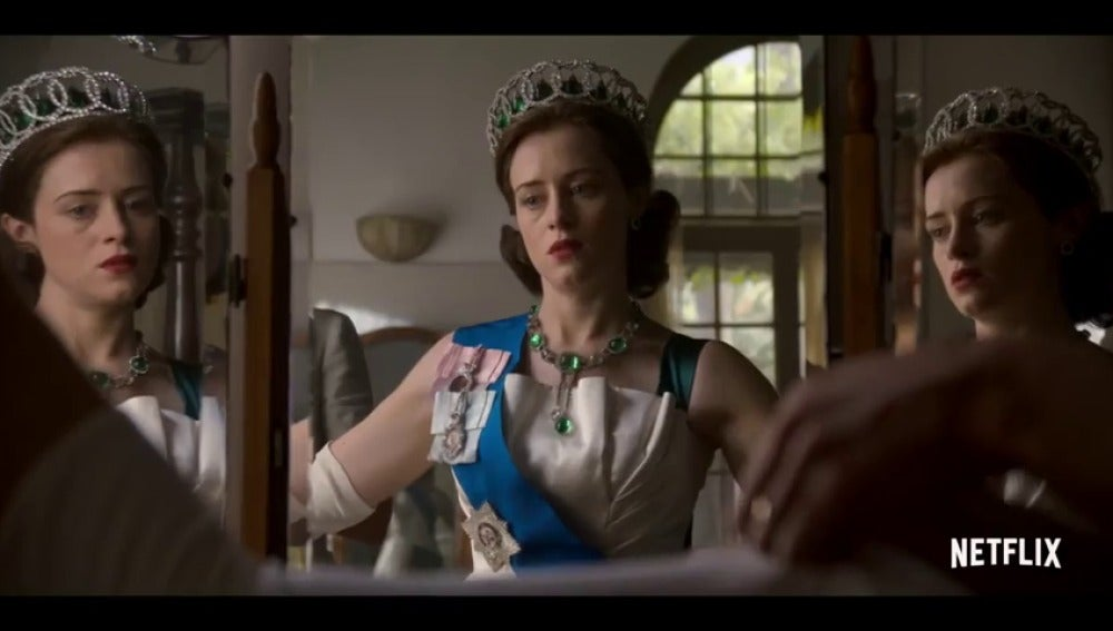 La segunda temporada de 'The Crown' viaja a los años 60