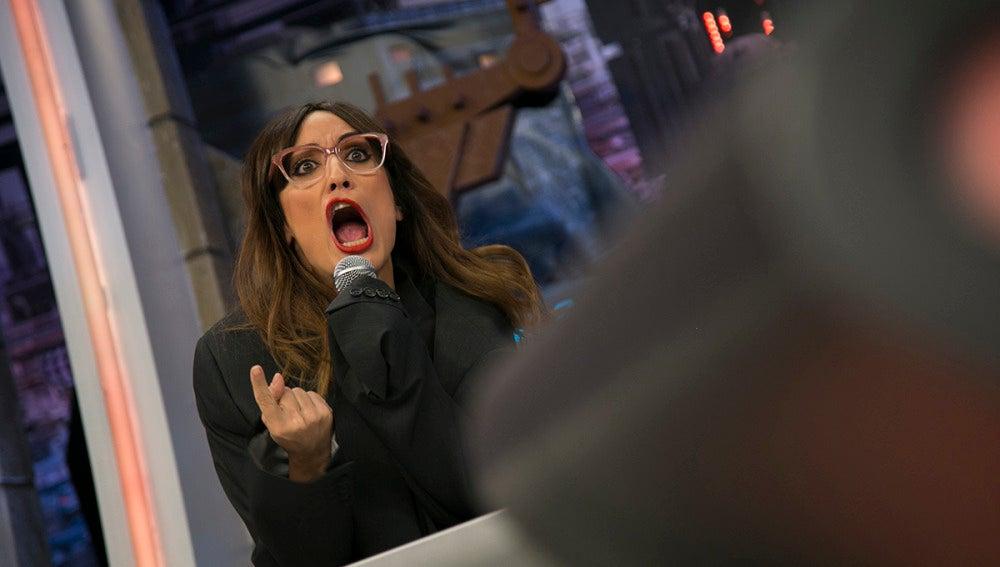 Ana Morgade pone voz al enfado en islandés más loco de la historia