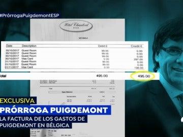 EP gastos puigdemont
