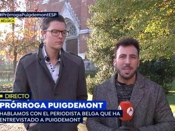 EP periodista belga