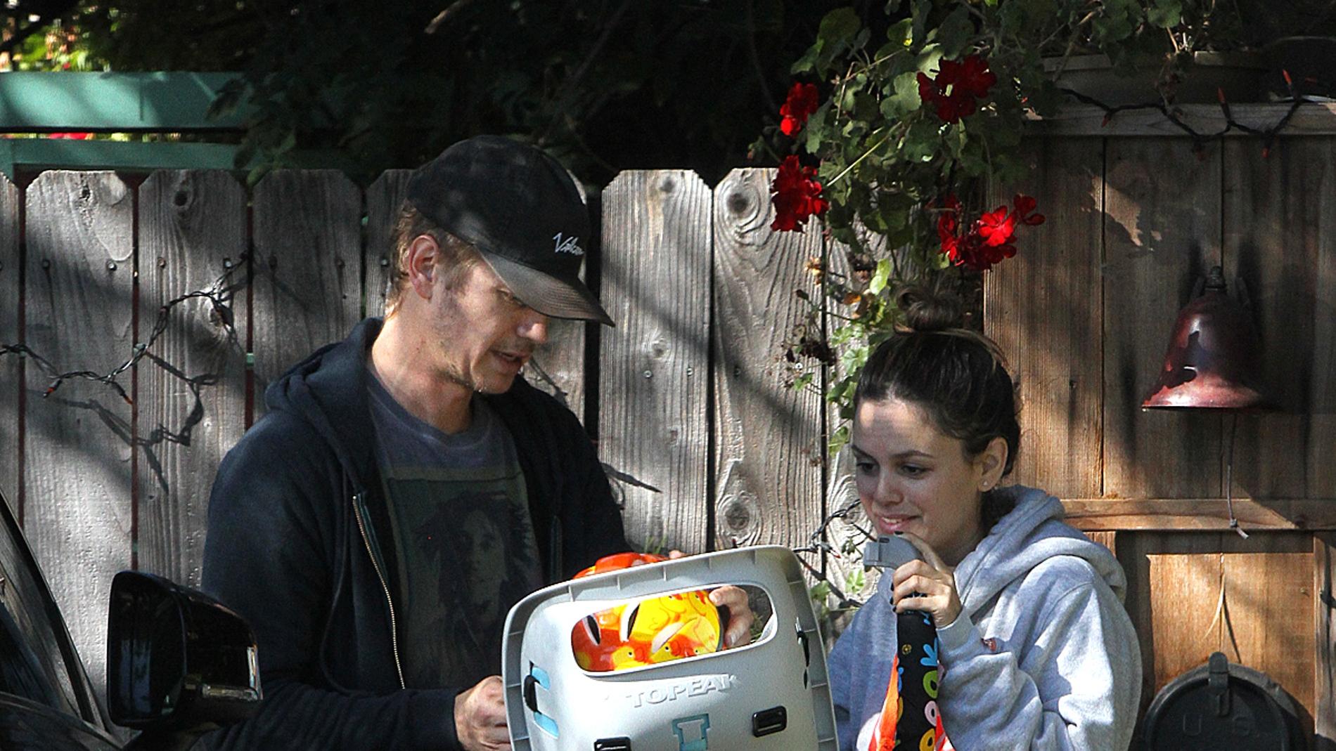 Hayden Christensen y Rachel Bilson, una expareja que se lleva a las mil maravillas