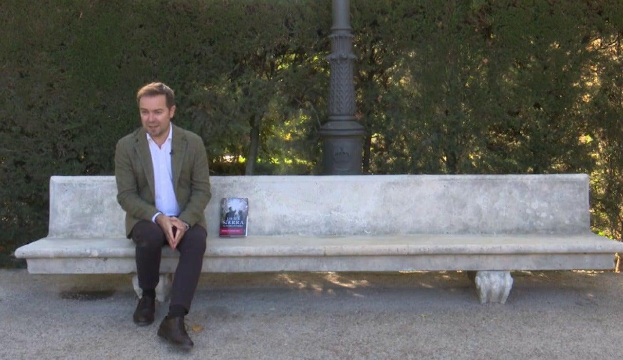"""Javier Sierra, sobre 'El fuego invisible': """"Es una novela que va a iluminar la imaginación del lector"""""""