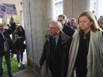 El director de seguridad en la circulación de Renfe, Antonio Lanchares