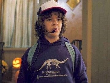 Dustin en 'Stranger Things'