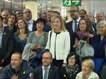 Un total de 200 alcaldes viajan a Bruselas