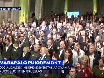 EP acto bruselas