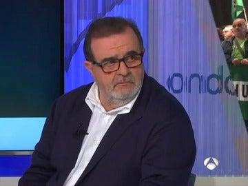 """El expresidente andaluz José Rodríguez de la Borbolla califica de """"cerdos"""" a los líderes independentistas catalanes"""