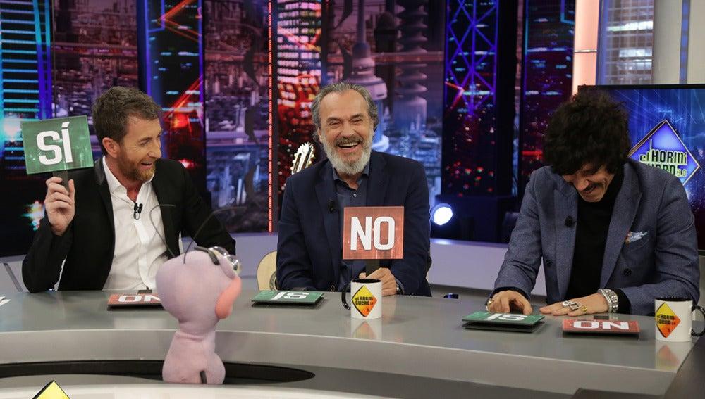 Trancas y Barrancas con José Coronado y Óscar Jaenada en 'El Hormiguero 3.0'