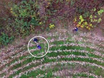 Localizada una mujer desaparecida gracias a un dron