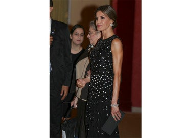 Reina Letizia y  Nechama Rivli
