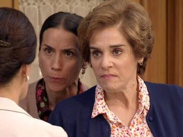 """Benigna carga contra Consuelo: """"Le está amargando la vida a todas las mujeres"""""""