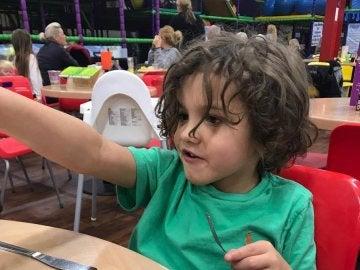 Reilly, el pequeño con autismo