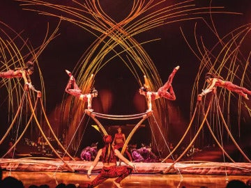 'Totem', el nuevo espectáculo del Circo del Sol