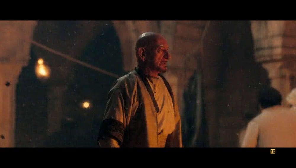 El Peliculón emite 'El Médico', con Ben Kingsley