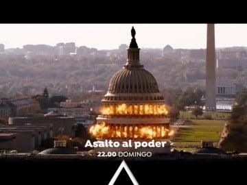 El Peliculón emite 'Asalto al poder'