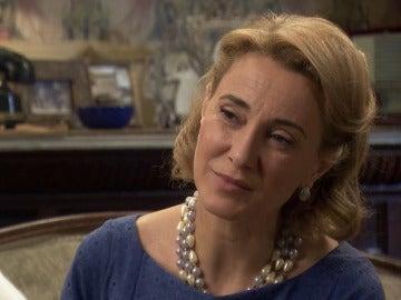 """Matilde: """"No he sido feliz en mi vida"""""""