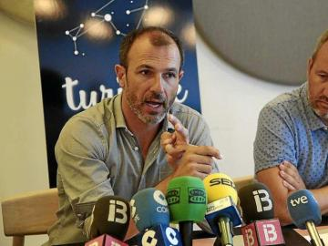 Biel Barceló, vicepresidente del Govern Balear