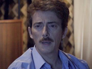 """Durán descubre la verdad: """"Ortega robó el libro a mi padre"""""""